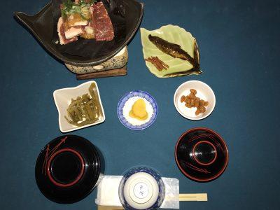 外国人用朴葉みそステーキ定食 – Hoba miso steak set(for Foreign guests)#12