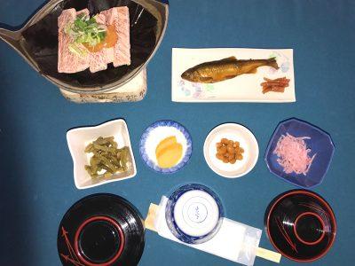 外国人用朴葉みそステーキ定食 – Hoba miso steak set(for Foreign guests) #20