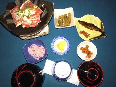 外国人用朴葉みそステーキ定食 – Hoba miso steak set(for Foreign guests)#15